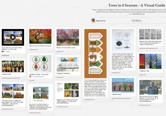 trees guide for landscape architects