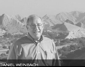 Daniel Weinbach, author of Trees in Four Seasons: A Reference Guide